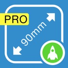 測定アプリ My Measures PRO + AR icon