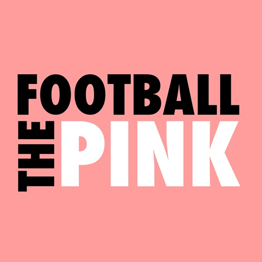 The Football Pink icon