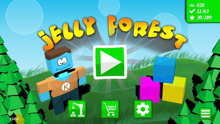 Jelly Forest screenshot-3