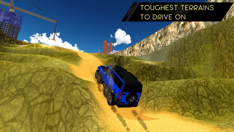 Centipede Truck Simulator 3D Off-Road Driving Game by Azmat