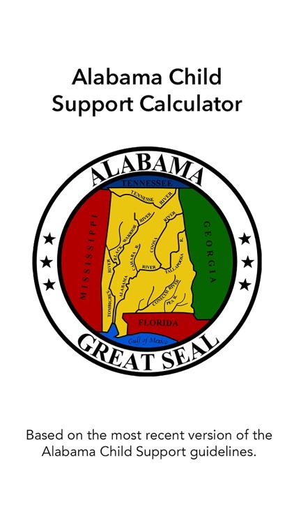 Alabama State Child Support Calculator