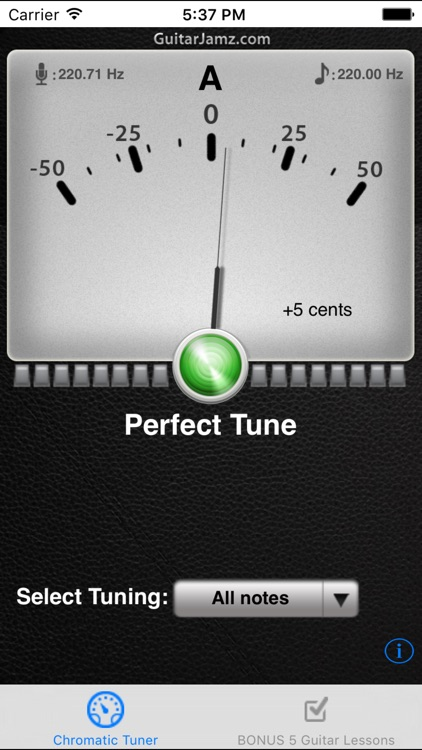 Epic Chromatic Tuner
