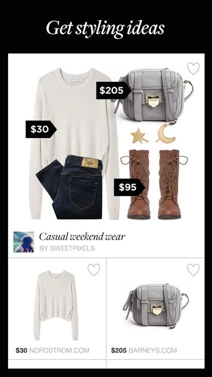 Polyvore - Fashion & Style screenshot-0