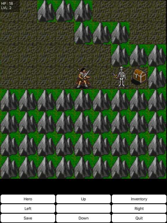 Saga RPG II: Evolution-ipad-1