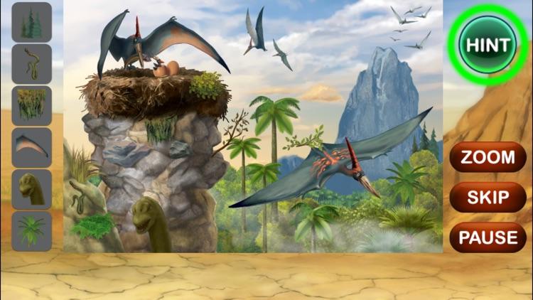 Dinosaurs Hidden Objects screenshot-3