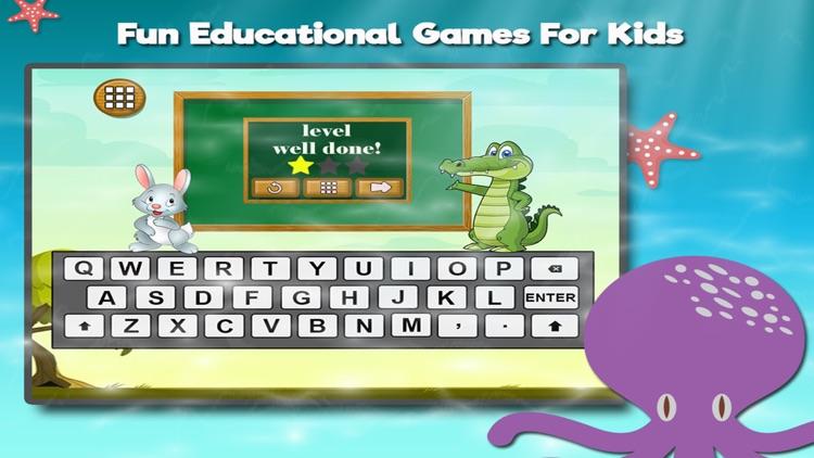 ABC Keyboard Learning - Keyboard Practice For Children screenshot-3