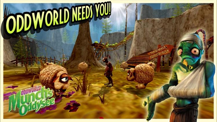 Oddworld: Munch's Oddysee screenshot-4