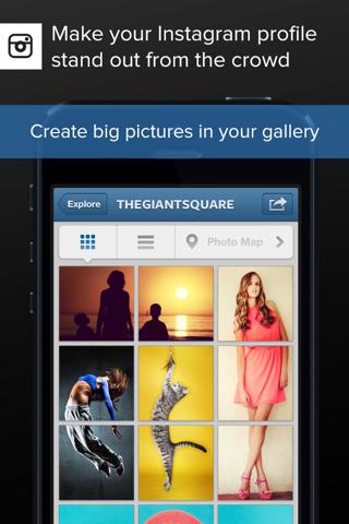 Giant Square PRO - Grids+ Screenshots
