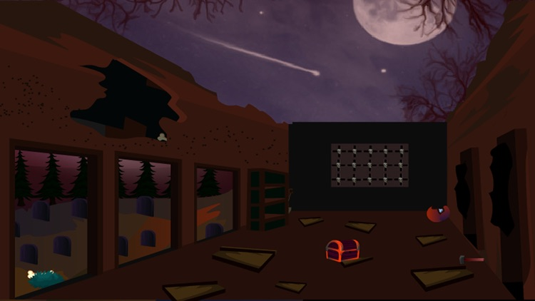 Trapped In Ghost House screenshot-3