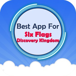 Best App For Six Flags Discovery Kingdom Guide