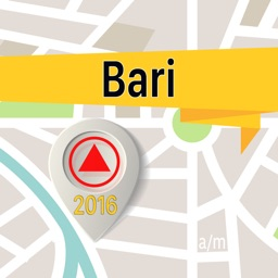 Bari Offline Map Navigator and Guide