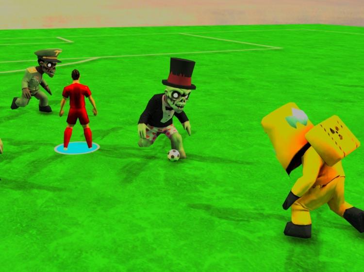 Zombie Soccer Stars! HD - Fun Soccer Simulator screenshot-3