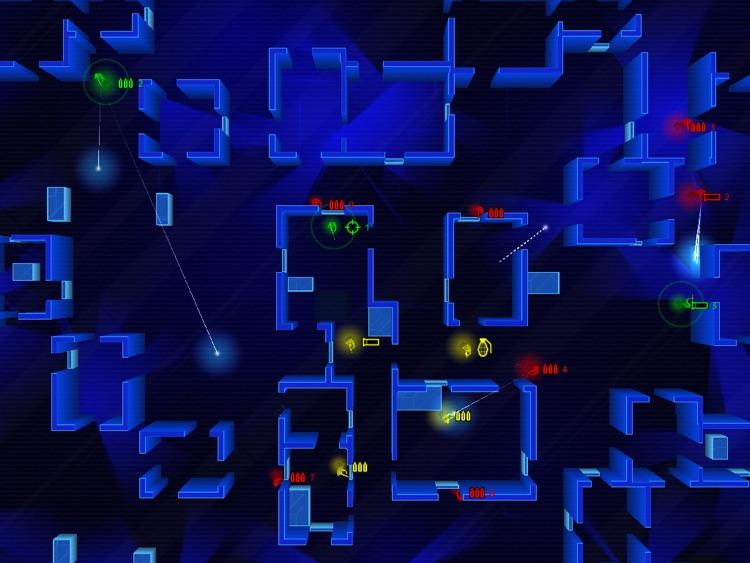 Frozen Synapse screenshot-3