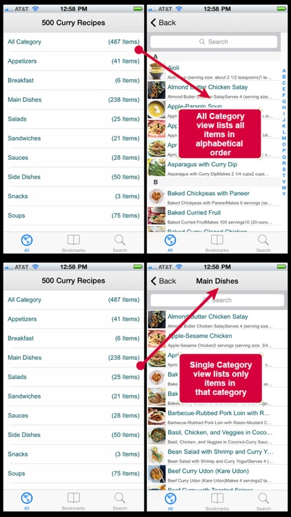500 Curry Recipes screenshot-3
