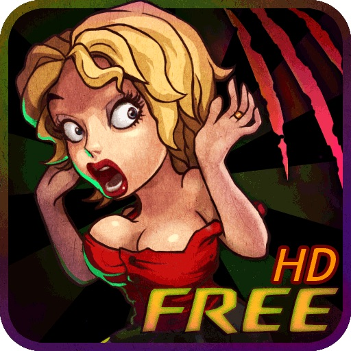 Girl vs Zombies HD Free