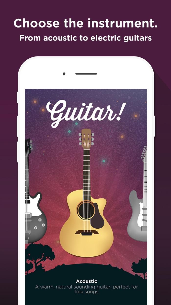 Guitar! by Smule Screenshot