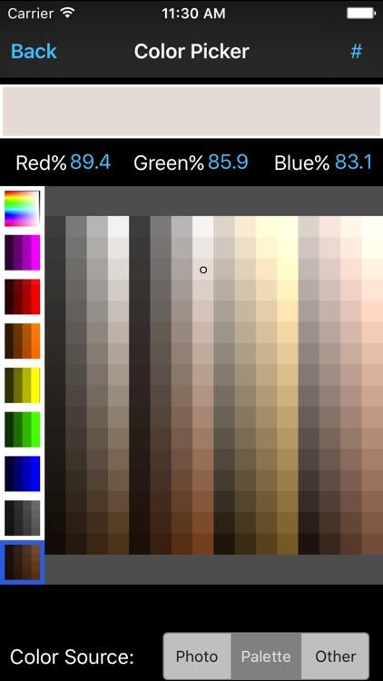 Paint Tester Pro screenshot-3