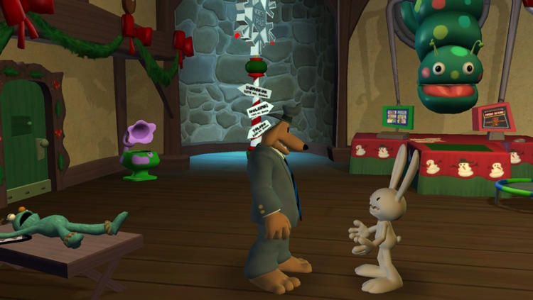 Sam & Max Beyond Time and Space Ep 1 screenshot-3