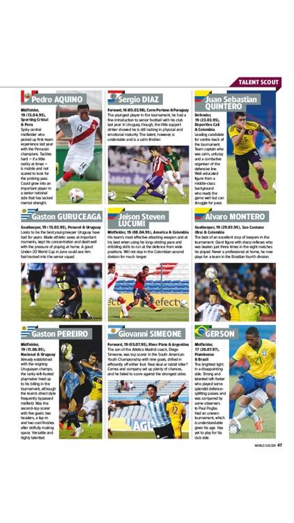 World Soccer Magazine North America screenshot-3