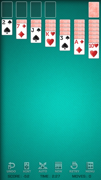 Solitaire Classic ◆ screenshot-2