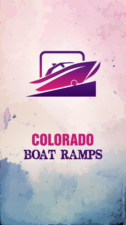 Colorado Boat Ramps