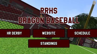 RRHS Dragon Baseball screenshot one