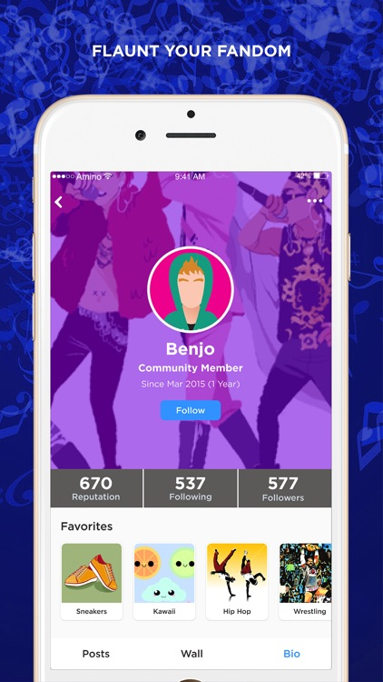 VIP Amino for Big Bang