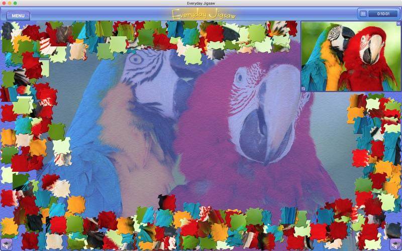 Everyday Jigsaw free Credits hack