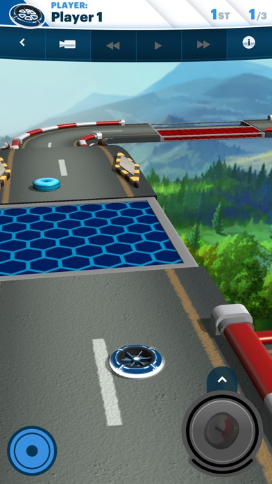Disc Drivin' 2 screenshot 5