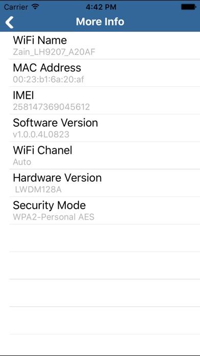 Hotspot tricheer Screenshot on iOS