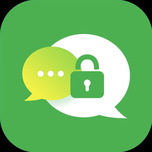 Chat Lock Message - Text Chats