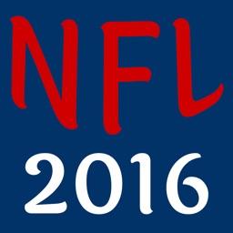 NFL Schedule 2016 - National Football League Regular Season