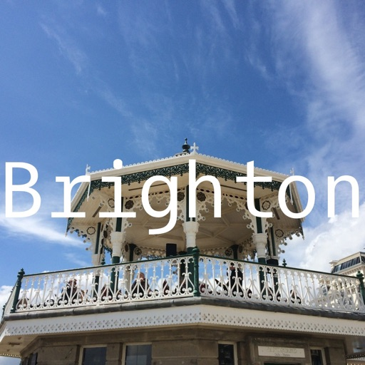 hiBrighton: offline map of Brighton