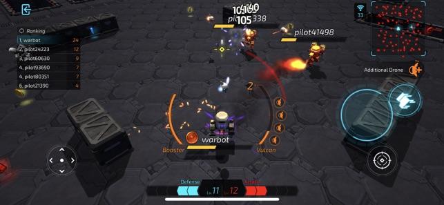 Warbot Io En App Store