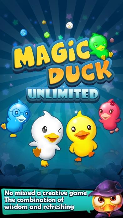 Magic Duck Unlimited Screenshot on iOS