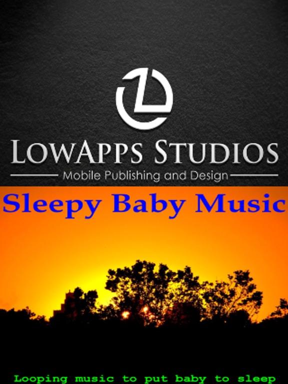 Sleepy Baby Music screenshot 3