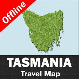 TASMANIA – GPS Travel Map Offline Navigator
