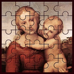 Raphael Paintings Jigsaw