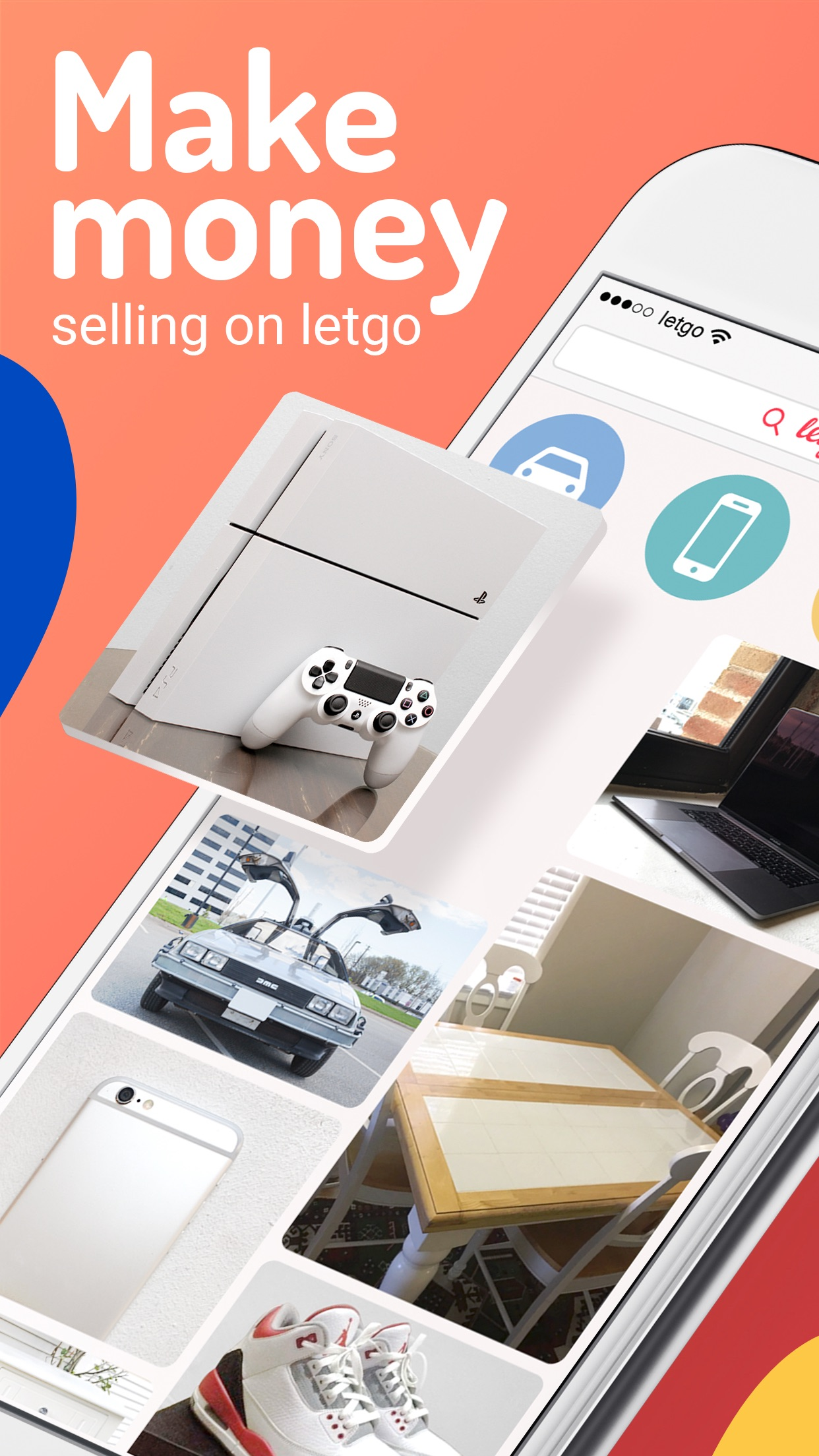 letgo: Buy & Sell Secondhand Screenshot
