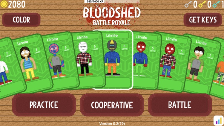Bloodshed Battle Royale screenshot-4