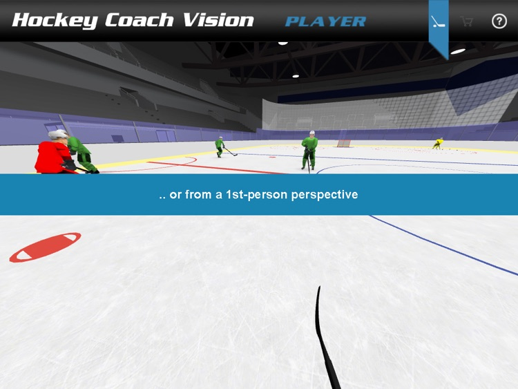 Hockey Coach Vision - Player screenshot-4
