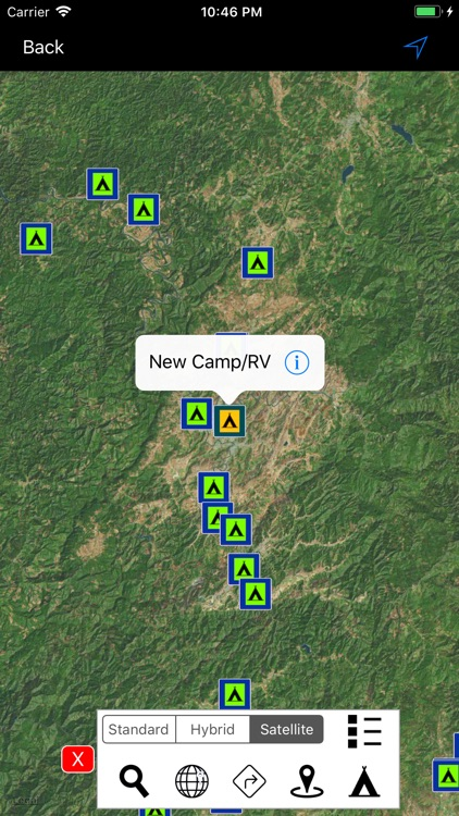 Oregon Campgrounds & RV's screenshot-4