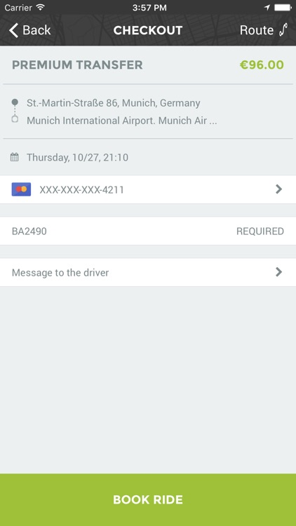 BetterTaxi - Taxi & Airport Transfer Services screenshot-3