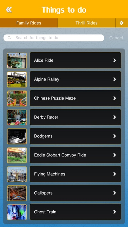 Great App for Blackpool Pleasure Beach screenshot-2