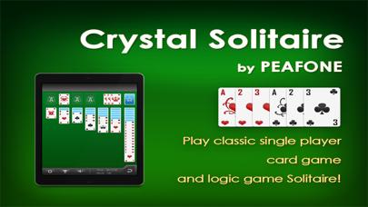 ソリティア 無料人気 - Solitaire Crystalスクリーンショット2