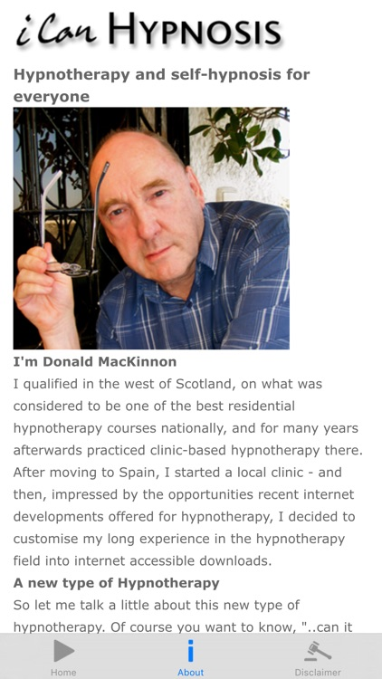 Alleviate IBS: iCan hypnosis with Donald Mackinnon