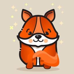 Little Fox Emojis