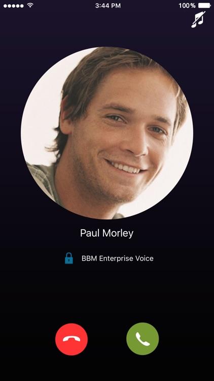 BBM Enterprise screenshot-3