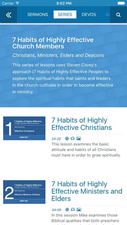 Church of Christ Videos - BibleTalk.tv screenshot-3