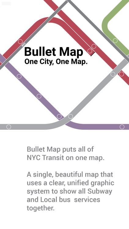 Bullet Map